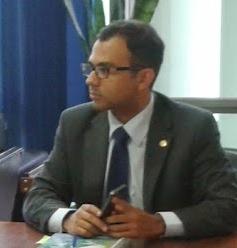 Presidente do CRPS, André Rodrigues Veras