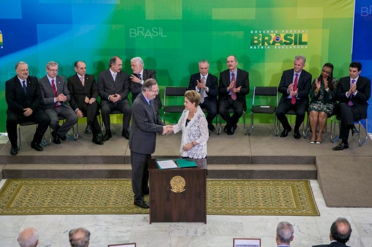 Miguel do Rosseto, assume o novo Ministério  do Trabalho e Previdência Social